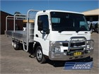 2018 Fuso Canter 515 Table / Tray Top Drop Sides