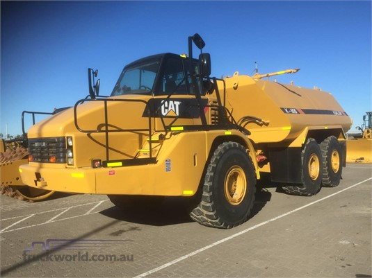 2008 Caterpillar 740 - Heavy Machinery for Sale