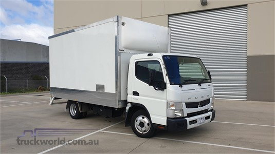2016 Fuso Canter 515 AMT Duonic Trucks for Sale