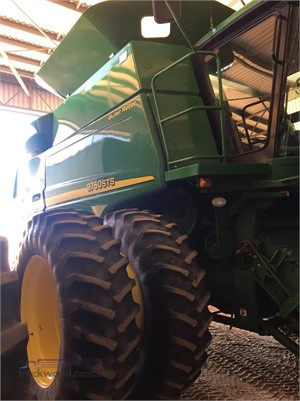 2008 John Deere 9760 STS - Farm Machinery for Sale