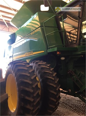 2008 John Deere 9760 STS Ag Implements - Farm Machinery for Sale