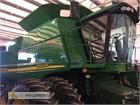 2007 John Deere 9760 STS Combine Harvesters