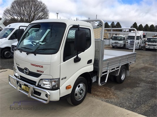 2019 Hino other West Orange Motors - Trucks for Sale