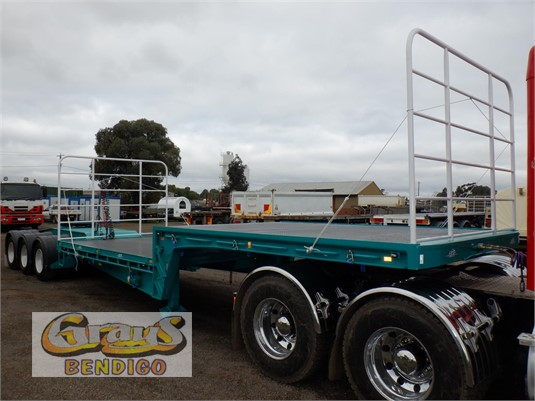 1999 Freighter St3 Grays Bendigo  - Trailers for Sale