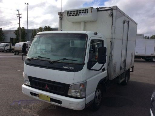 2007 Mitsubishi Fuso CANTER FE83P - Trucks for Sale