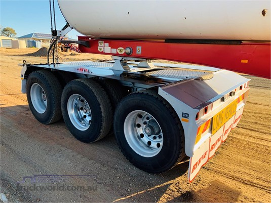 2008 Byrne Dolly Trailers for Sale