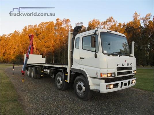 2010 Fuso FS Heavy 8x4 - Trucks for Sale