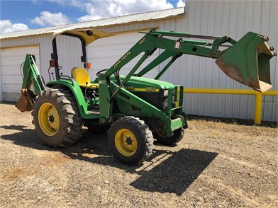 JOHN DEERE 4500 For Sale - 2 Listings | TractorHouse com - Page 1 of 1