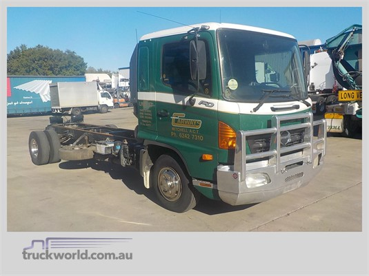 2006 Hino 500 Series 1027 FD Trucks for Sale