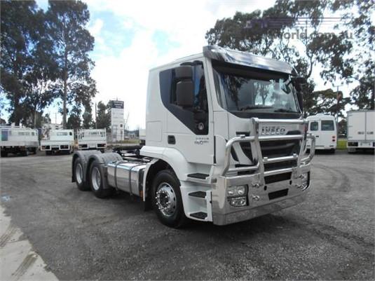 2013 Iveco Stralis ATi460 - Trucks for Sale