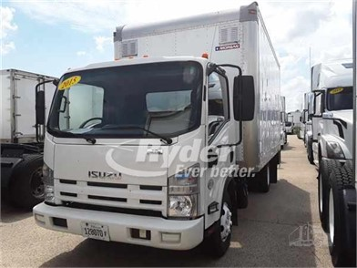 ISUZU Moving Van Trucks / Box Trucks For Sale - 337 Listings
