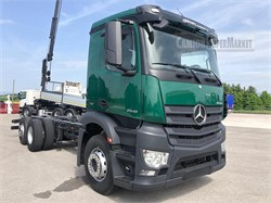Mercedes-benz Antos 2545  used