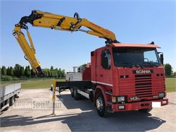Scania R143  Usato