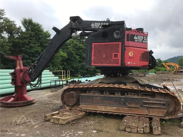 VALMET Feller Bunchers Logging Equipment For Sale - 18