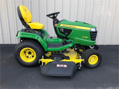 JOHN DEERE X750 For Sale - 54 Listings | TractorHouse com - Page 1 of 3