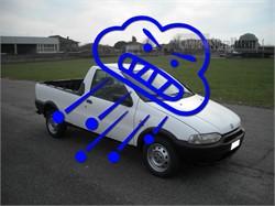 Fiat Strada 1.7 Td Usato