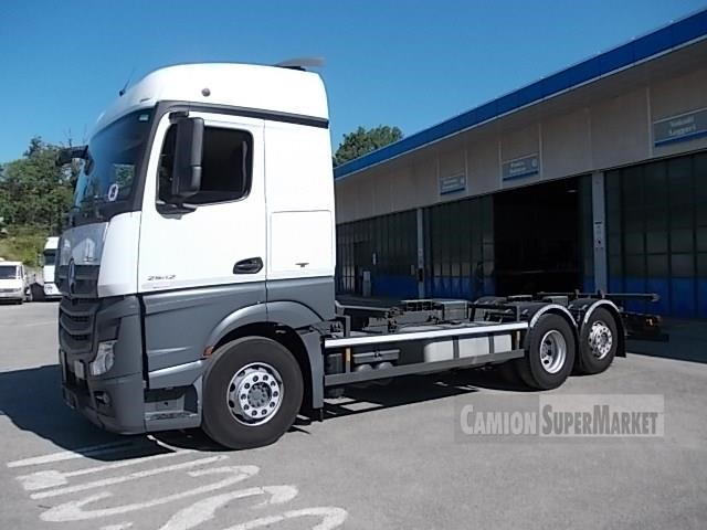 Mercedes-Benz ACTROS 2642 used