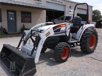 BOBCAT 40 HP To 99 HP Tractors For Sale - 6 Listings | MarketBook ca