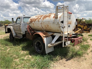 Water Tank Trucks For Sale In Laredo, Texas - 62 Listings