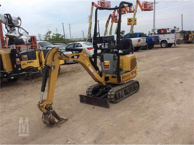 2016 CAT 300 9D For Sale In Houston, Texas