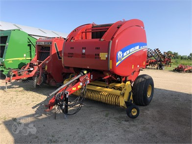 NEW HOLLAND ROLL-BELT 460 For Sale - 77 Listings | TractorHouse com