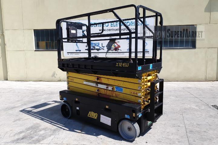 AIRO X12EW Usato 2014