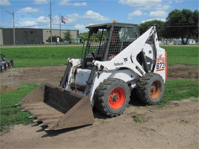 BOBCAT 873 For Sale - 25 Listings | MachineryTrader com - Page 1 of 1