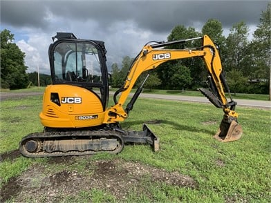 JCB Construction Equipment For Sale In Buffalo, New York