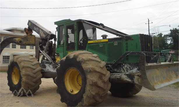 Skidders Logging Equipment For Sale From Heart Of Dixie