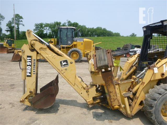 John Deere Backhoe Attachment >> Lot 406 John Deere 911 Backhoe Attachment For Sale In Uniontown Pennsylvania
