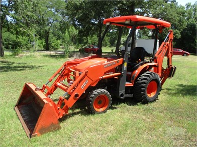 Loader Backhoes For Sale In Giddings, Texas - 701 Listings