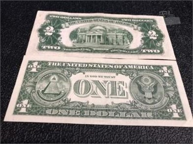 1953 A RED NOTE & 1957 BLUE SILVER CERT Other Items For Sale