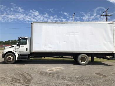 Van Trucks / Box Trucks Online Auctions - 19 Listings