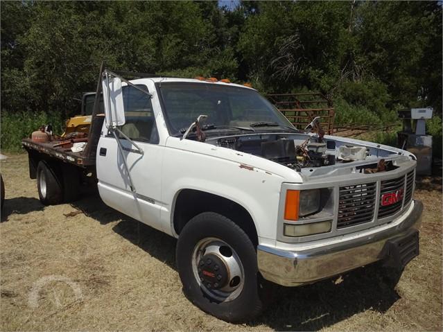 1991 Gmc Sierra >> Lot 6995 1991 Gmc Sierra 3500