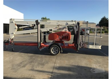 SNORKEL Boom Lifts Lifts For Sale - 133 Listings