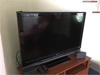 Nice Large Sony Flat Screen Television