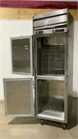 Rolling Beverage-Air Refrigerator and/or Freezer-