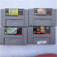 Online Only Nintendo Gaming Auction