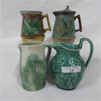 Antiques Auction- Ludlow MA & West P Beach Collections