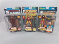 Toys, Action Figures, Video Games, Comics & More!