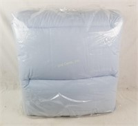 New Care Apparel Industries Seat Cushion Blue