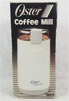 New Oster Coffee Mill 663-ii Grinder