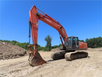 HITACHI ZX350 For Sale - 122 Listings | MachineryTrader com - Page 1