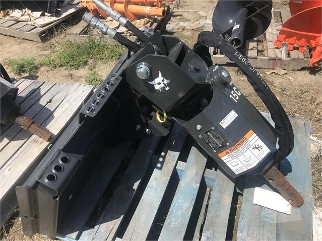 2019 BOBCAT 15C Auger For Sale In Huron, South Dakota | www