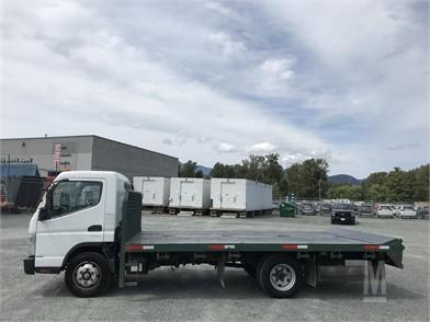 MITSUBISHI FUSO Flatbed Trucks For Sale - 105 Listings
