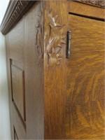 Wood Dresser