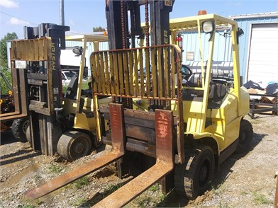 HYSTER Construction Equipment Online Auctions - 13 Listings