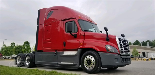 2015 Freightliner Cascadia >> 2015 Freightliner Cascadia 125 Evolution For Sale In Chattanooga Tennessee