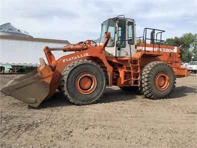 FIATALLIS Construction Equipment For Sale - 173 Listings