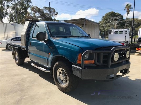 2001 Ford F250 XL Adelaide Quality Trucks - Light Commercial for Sale
